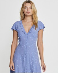 Auguste The Label - Luna Dusk Midi Dress