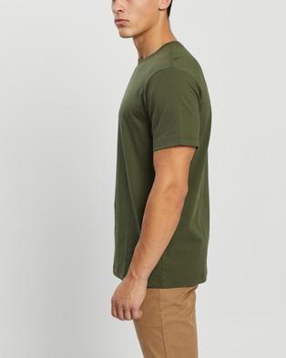 Mr Simple - Reginald Tee - T-Shirts & Singlets (Fatigue) Reginald Tee