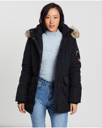 Superdry - Ashley Everest Jacket