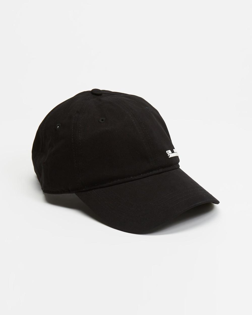 C&M CAMILLA AND MARC James Cap Headwear Black & White