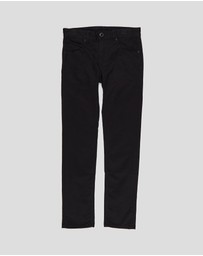 Volcom - Vorta Tapered Pant - Teen