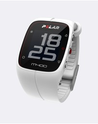 Polar - Polar M400 GPS Watch White