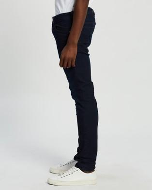 Diesel Thommer X Slim Jeans - Slim (Dark Blue)