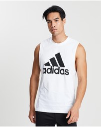 adidas Performance - Must Haves Badge of Sport Tank - Men's