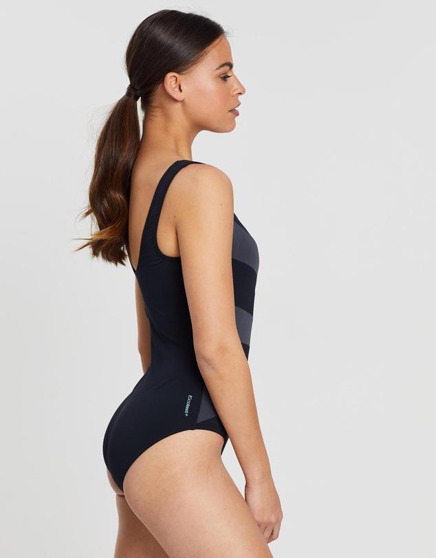 Women Sandon Scoop-Back One-Piece
