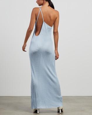 Auteur Nour Dress - Bodycon Dresses (Blue)