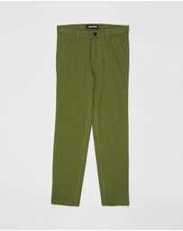Santa Cruz - Cali Chino Pants - Teens