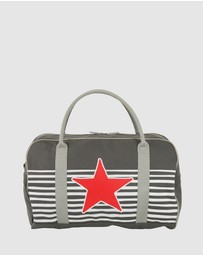 Bobbleart - Duffle Bag Star and Stripe