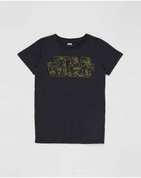 Cotton On Kids - Short Sleeve License Tee - Kids-Teens