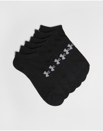 Under Armour - 3-Pack Training Cotton Socks