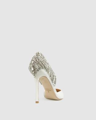 Harlo Allira - Heels (White)