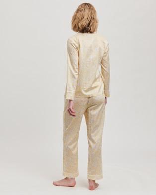 Project REM Sunbloom Pyjama Pants Set - Two-piece sets (Sunbloom Print)