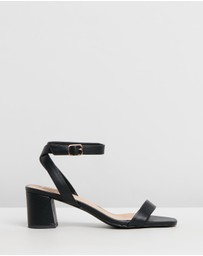 SPURR - Rosabel Block Heels