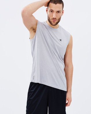 Champion – Vapor Heather Muscle – Muscle Tops (Oxford Heather)
