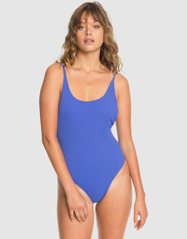 Quiksilver - Quiksilver Womens  The Thin One Piece Swimsuit