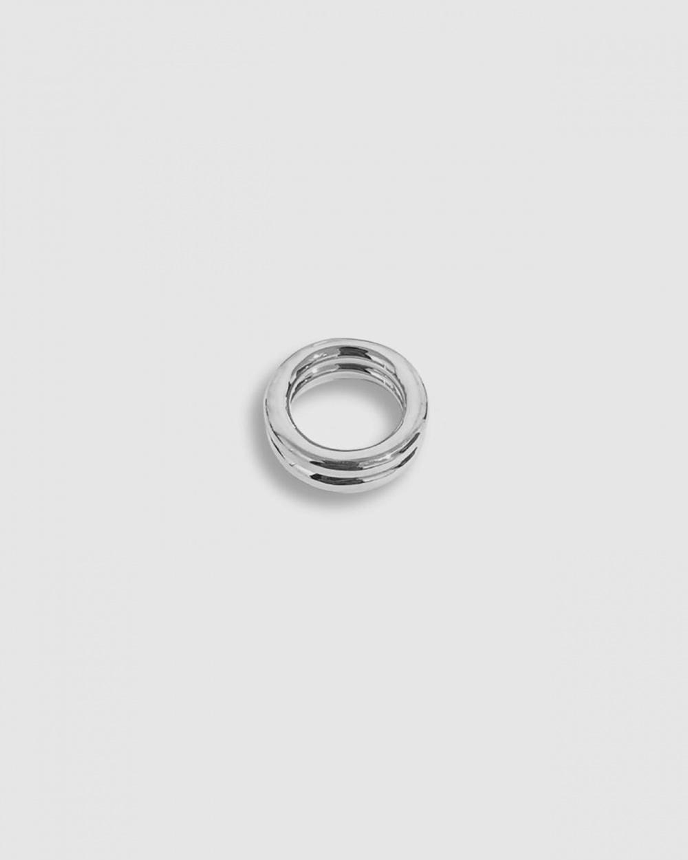 ALIX YANG Gabby Ring Jewellery Silver