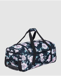 Roxy - Distance Across 60L Wheeled Duffle Travel Bag
