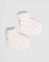 Carrément Beau - Knitted Slippers - Babies