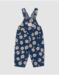Goldie + Ace - Ace Denim Overalls - Babies-Kids