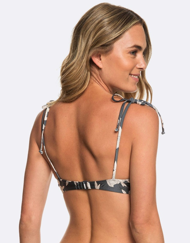 Roxy - Womens Romantic Senses Wrap Triangle Separate Bikini Top