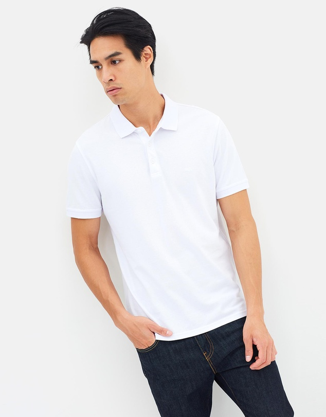 ceb493df1d Heritage Polo Shirt by Jag Online | THE ICONIC | Australia