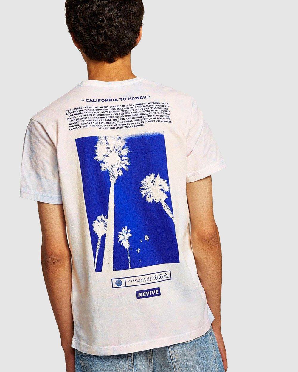 118280842 Escape T-Shirt by Topman Online   THE ICONIC   Australia
