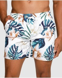Vacay Swimwear - Barbados Swim Shorts
