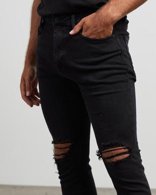 Neuw Rebel Skinny Jeans - Jeans (Friction)