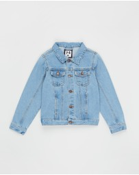 Cotton On Kids - Quinn Denim Jacket - Kids-Teens
