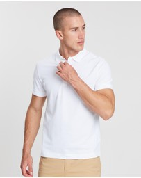 Paris Stretch Polo