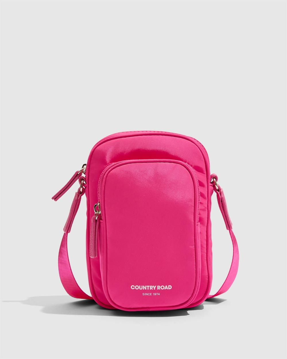 Country Road Soft Mini Bag Bags purple