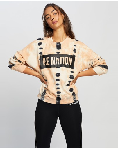 P.E Nation - Score Runner Sweat