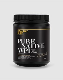 The Healthy Chef - Pure Native WPI Natural 550g