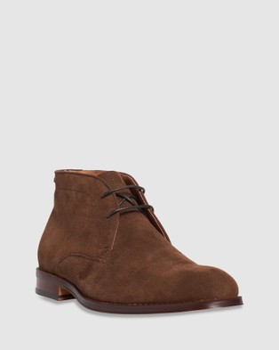 3 Wise Men The Marley - Boots (Brown)