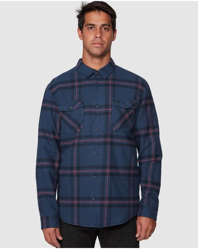 RVCA - Yield Flannel Shirt