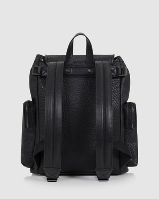 TIBA + MARL - Kaspar Backpack Changing Bag - Backpacks (Black) Kaspar Backpack Changing Bag