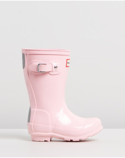 Hunter - Original Gloss Boots - Kids