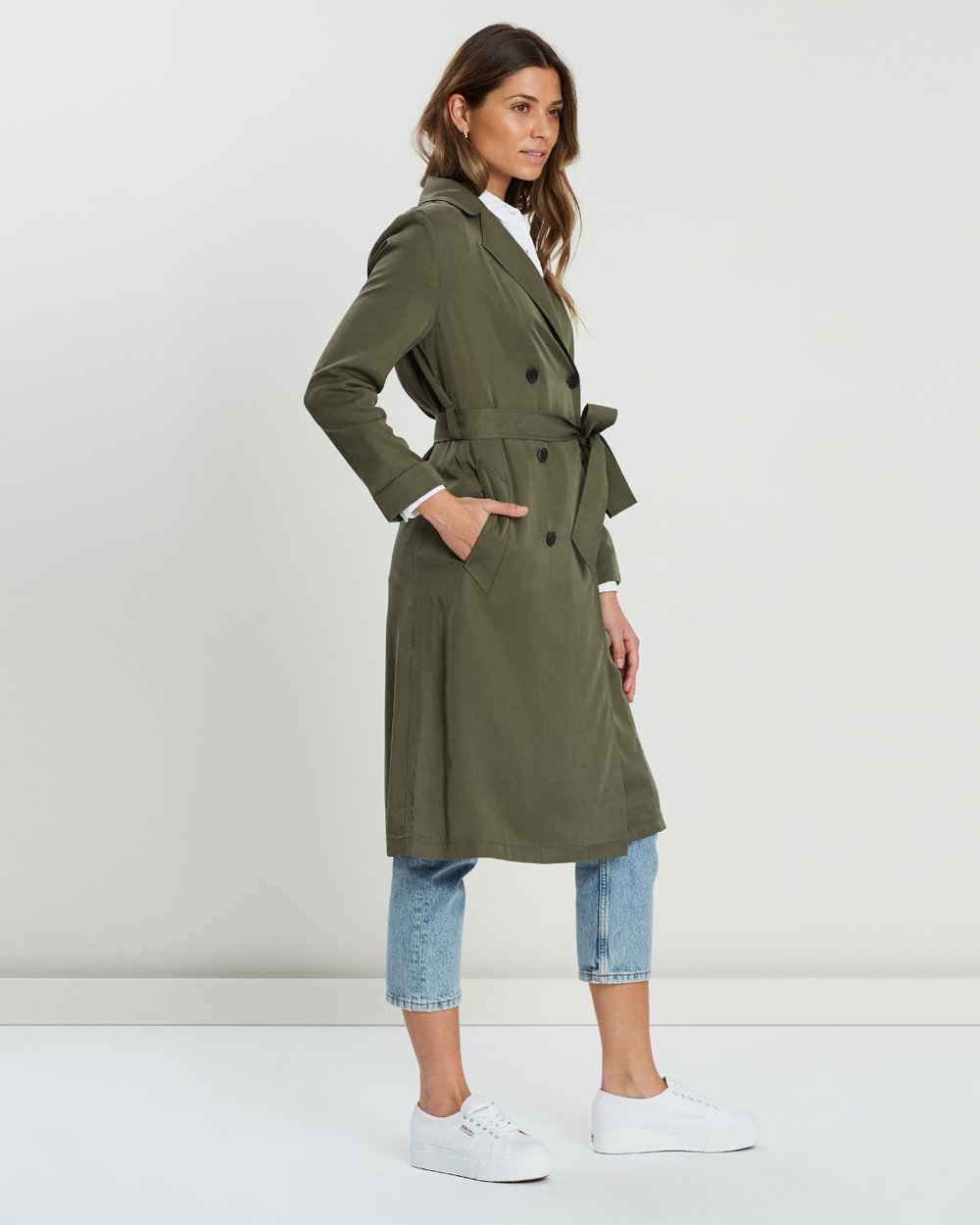30b44f61e18 Malmsbury Fluid Belted Trench