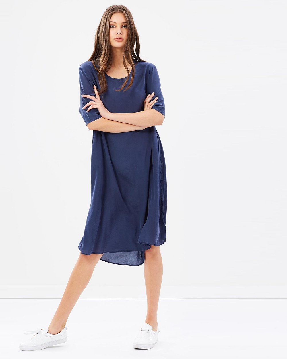 Primness Gigi Dress Dresses Navy Gigi Dress