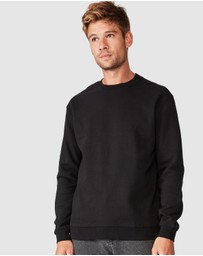 Cotton On - Essential Crew Fleece
