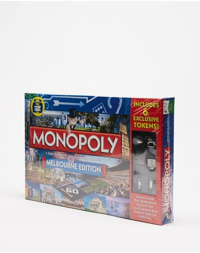 Monopoly - Melbourne Monopoly