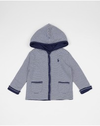 Polo Ralph Lauren - Striped Reversible Jacket - Babies