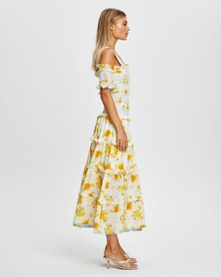 alice McCALL - Cinnamon Girl Midi Dress - Dresses (Multi) Cinnamon Girl Midi Dress