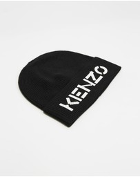 Kenzo - Painted Knit Beanie