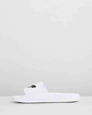 adidas Originals Adilette Lite   Unisex - Slides (Footwear White & Core Black)