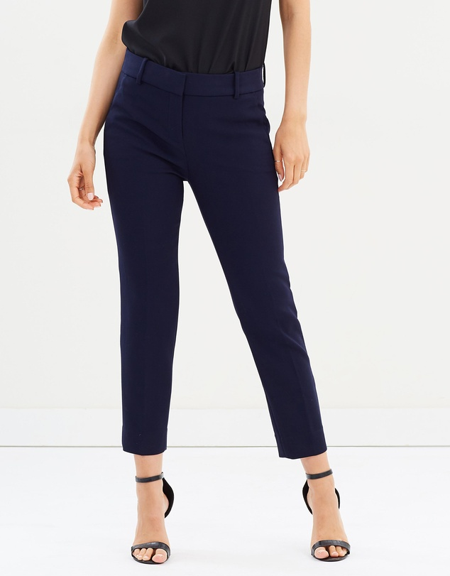 J.Crew - Cameron Four-Season Slim Crop Stretch Pants