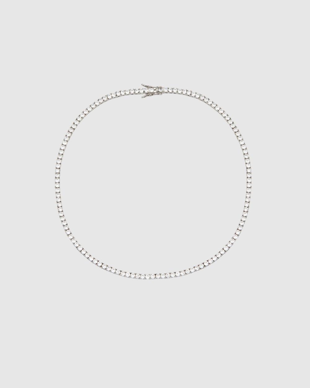 ALIX YANG Leona Chain Jewellery Silver