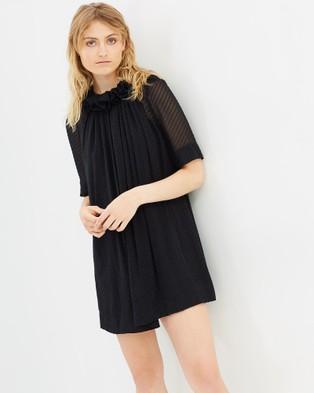 LIFEwithBIRD – Meydan Dress Black