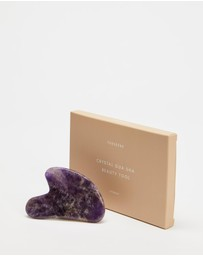The Seeke - Amethyst Gua Sha Board