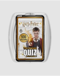 QUIZ - Harry Potter Quiz